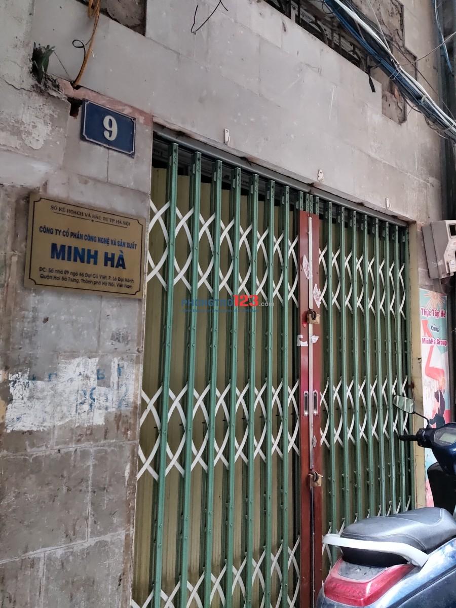 Nhà 3 tầng cách đường 20m ở đại cồ Việt,HN