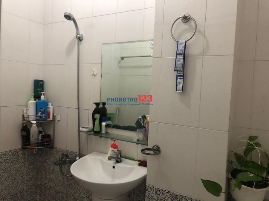 Cho thuê phòng Hẻm 109 Dương Bá Trạc, quận 8