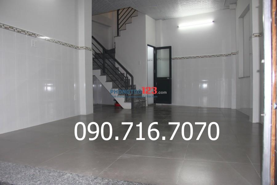 Cho thuê làm Shophouse, văn phòng Quận 3 mặt tiền Trần Văn Đang