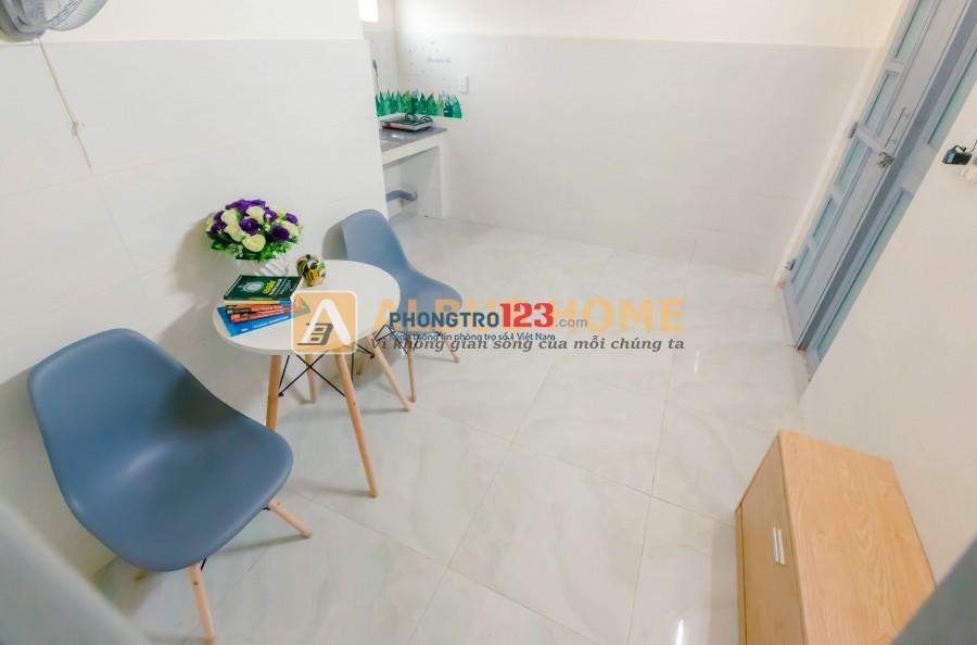 Phòng trọ Tân Bình_Trọ cao cấp mới xây_Trang bị sẵn nội thất_Ngay Big C