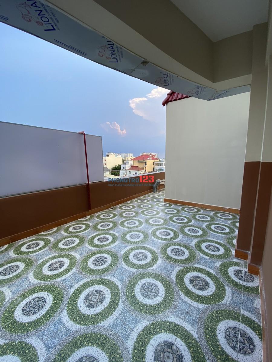 Phòng trọ cho thuê gần Trường Chinh và sân bay có thang máy, hầm giữ xe bảo vệ 24/7