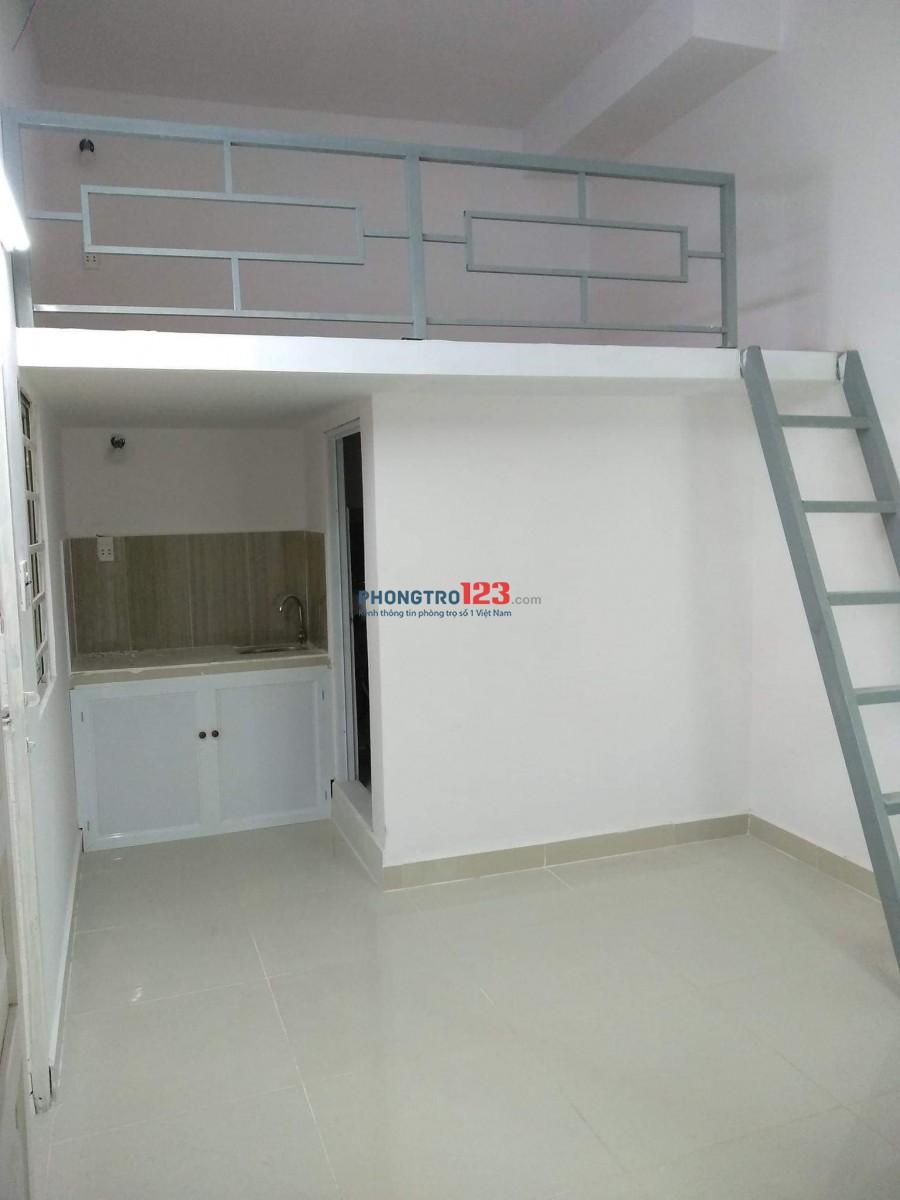 Nhà trọ giá rẻ có gác ở Bình Giã, Quận Tân Bình