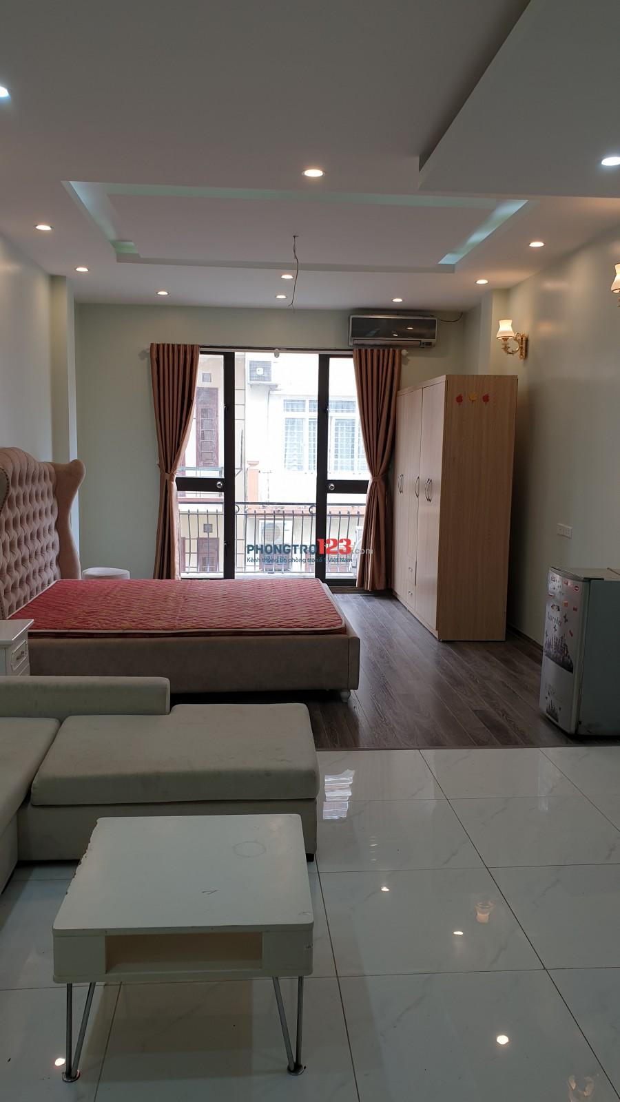 Cho thuê căn hộ khép kín đường Võ Chí Công