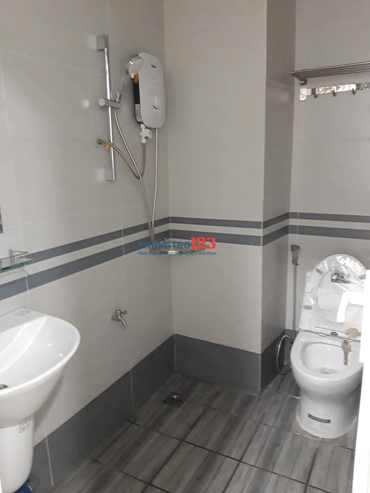 Cho thuê căn hộ mini Q.5 giáp Q.1