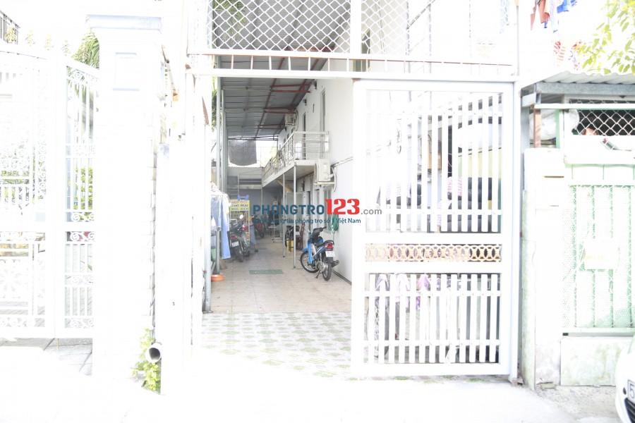 Phòng khép kín giá từ 1,8tr ở trung tâm Q7 và lân cận