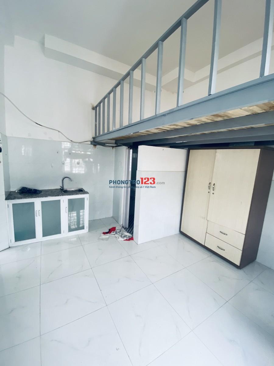Cho thuê phòng trọ mới xây giá rẻ Q4