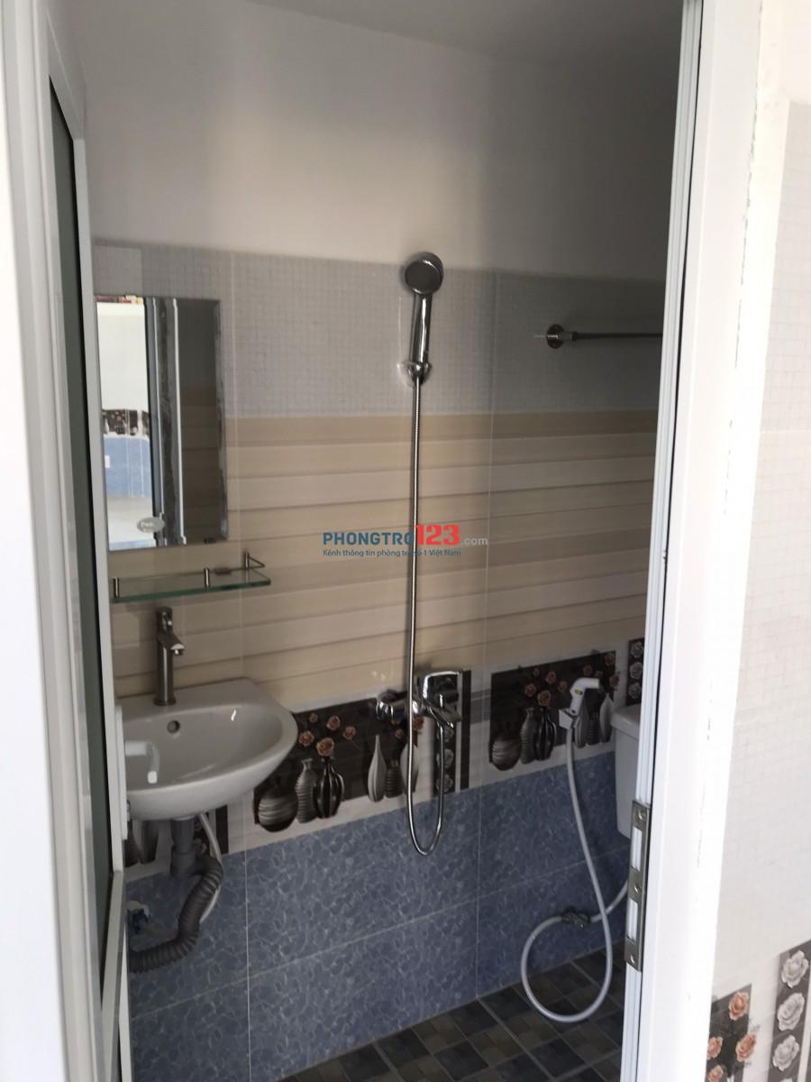 Phòng trọ mới xây có gác máy lạnh tại hẻm 505 Kinh Dương Vương, Bình Tân. Giá từ 2.8tr/th