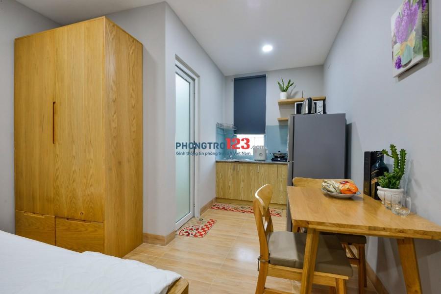 Phòng Studio, 1PN, 3PN cao cấp dạng 5 sao Lê Vãn Sỹ, P14, Q3. Xây mới 100%