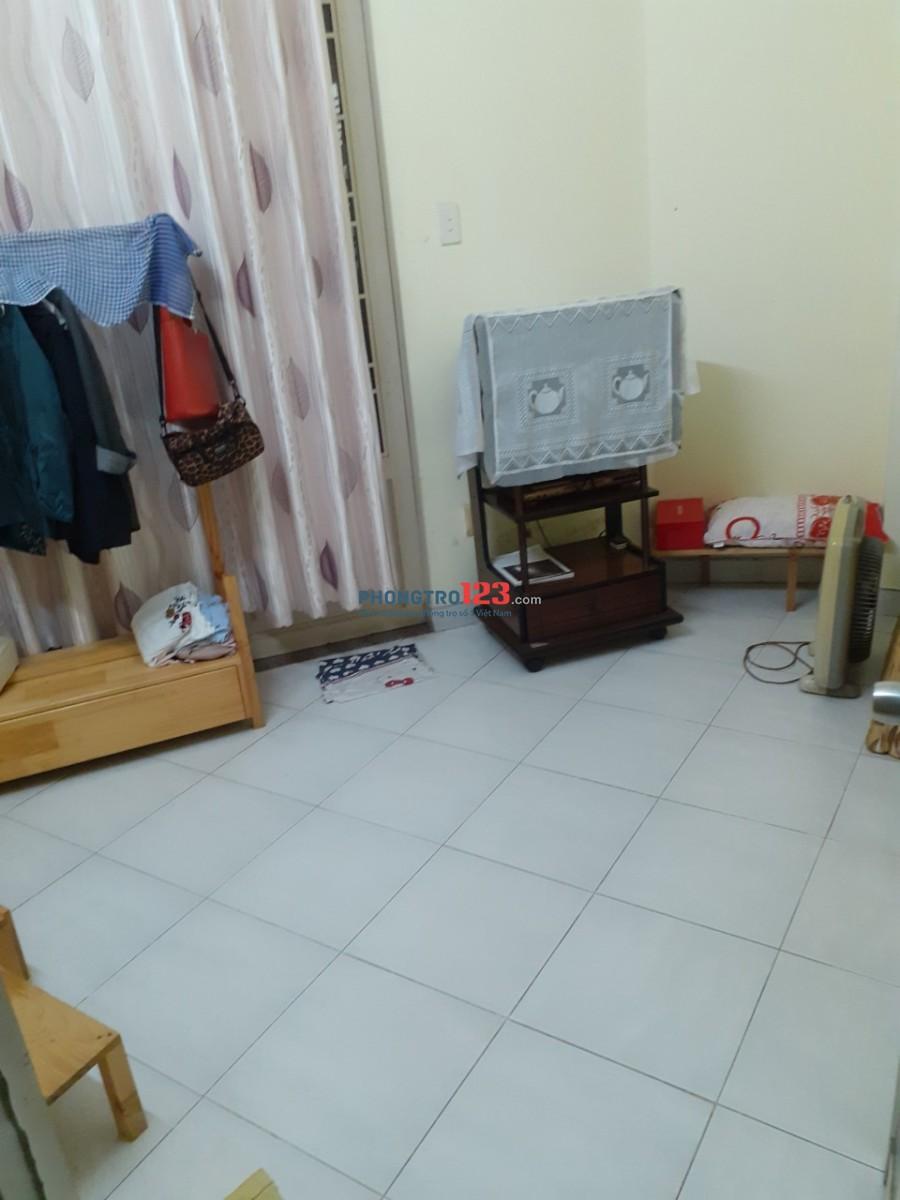Cho thuê phòng trọ 243/38 Tôn Thất Thuyết, P3, Quận 4