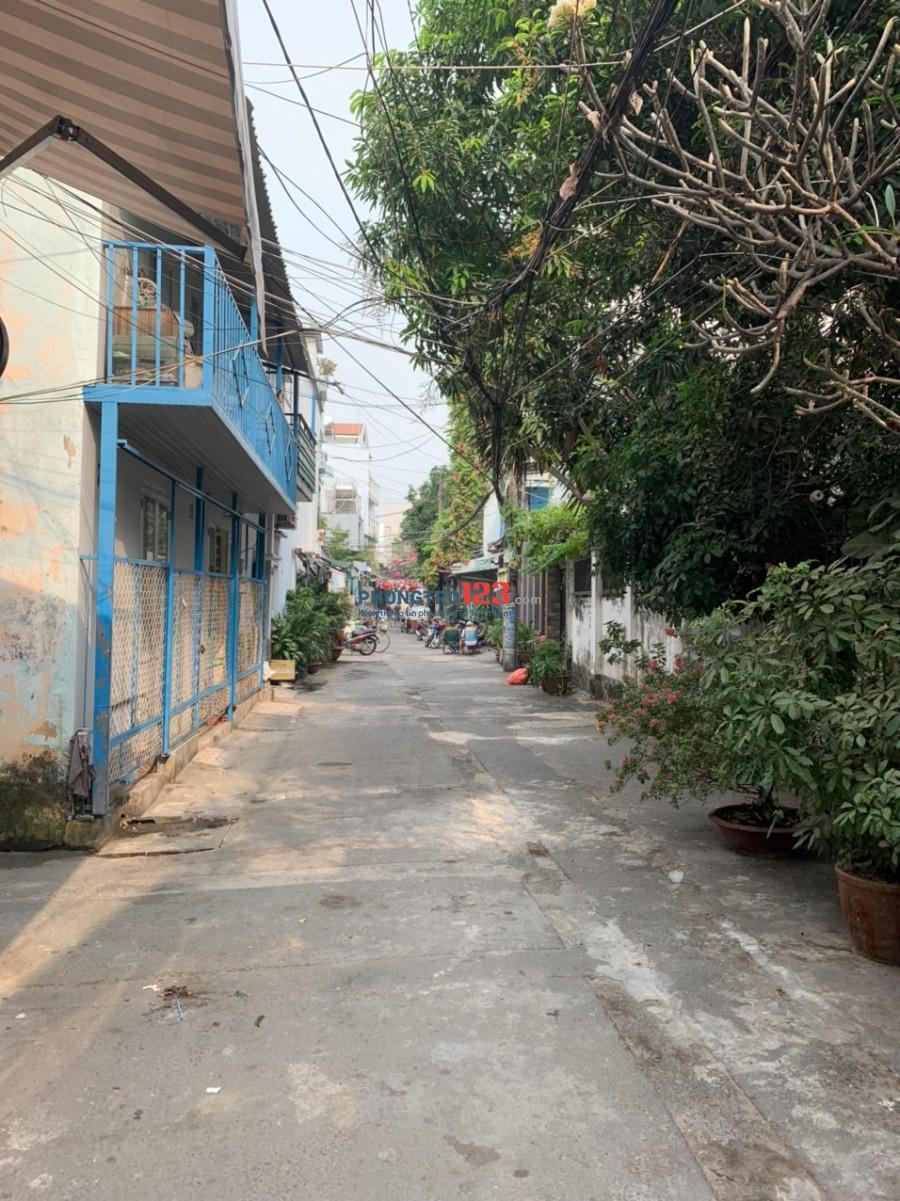 Cho thuê nhà Bình Thạnh, Hẻm ô tô- Ưu Đãi lớn tháng 5 (tặng máy giặt)