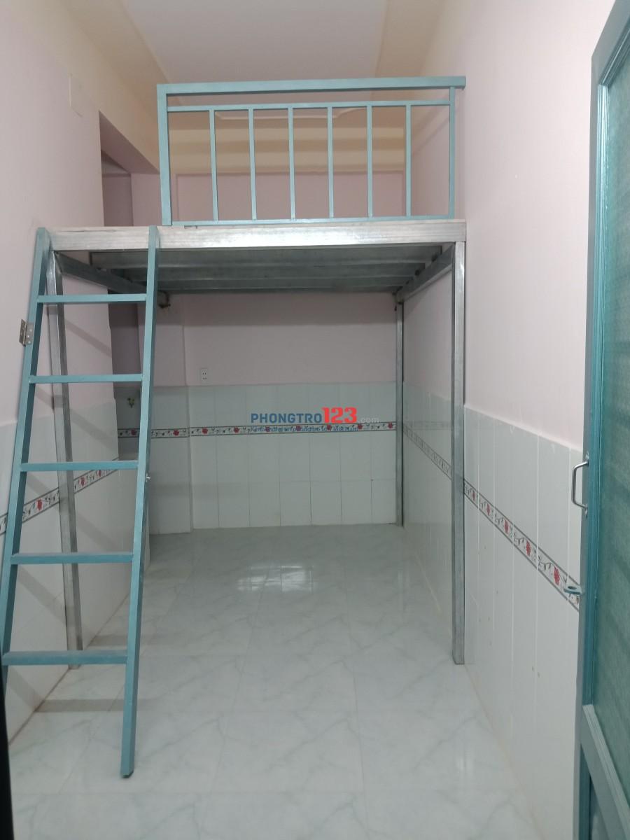 Cho thuê Phòng trọ mới xây 100%, CÓ GÁC, Quận Bình Tân.