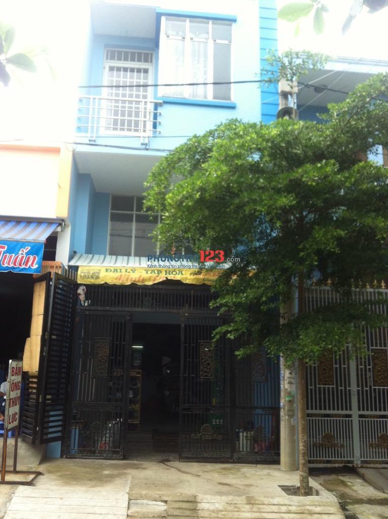 Cho thuê nhà nguyên căn Quận 9, gần bệnh viện Ung Bứu 2 bán kính 100m