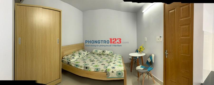 Cho thuê phòng trọ 88 Tân Cảng, P.25, Q.Bình Thạnh