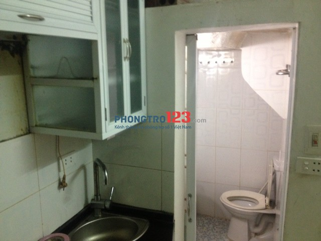 Cho thuê nhà nhỏ tiện nghi số 39 nghách 65 ngõ thống nhất – Đại La – HBT –HN