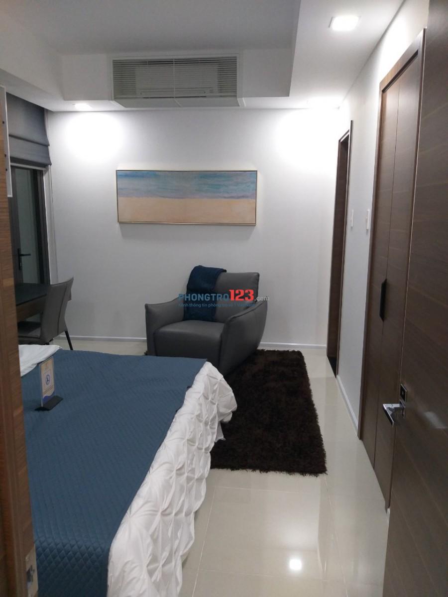 Cho thuê CH Chung Cư Khang Gia Gò Vấp, 64m2, giá 7tr/tháng, đầy đủ nội thất