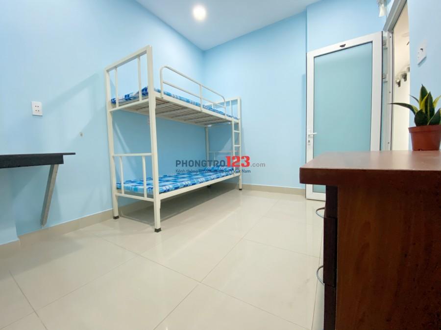 Cho thuê phòng trọ Gò Vấp có sẵn giường tầng