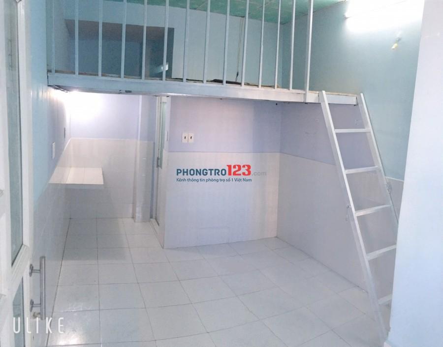 Phòng trọ mới xây đường Hương Lộ 02 - Bình Trị Đông, Bình Tân