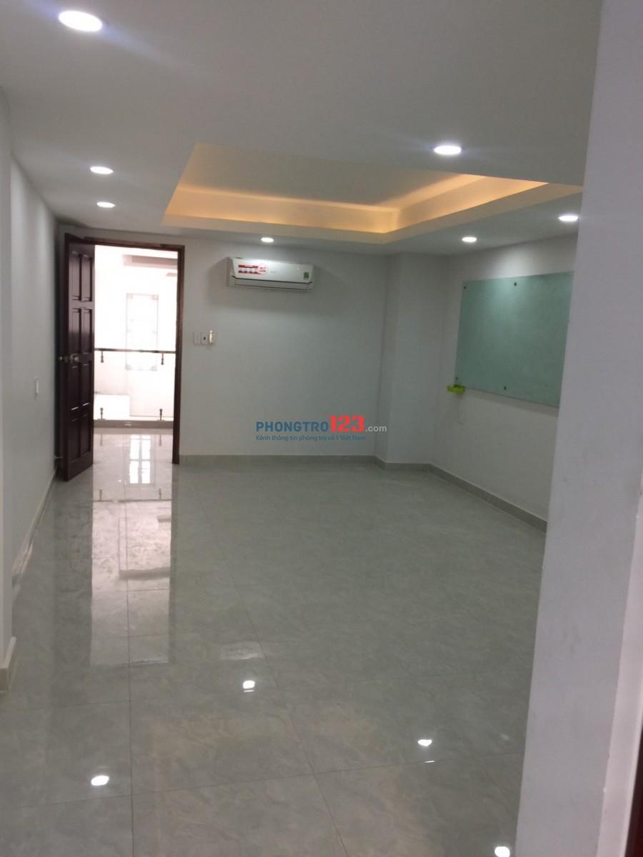 Ghép nữ 1.6tr phòng 45m2 - Huỳnh Văn Bánh, Phú Nhuận