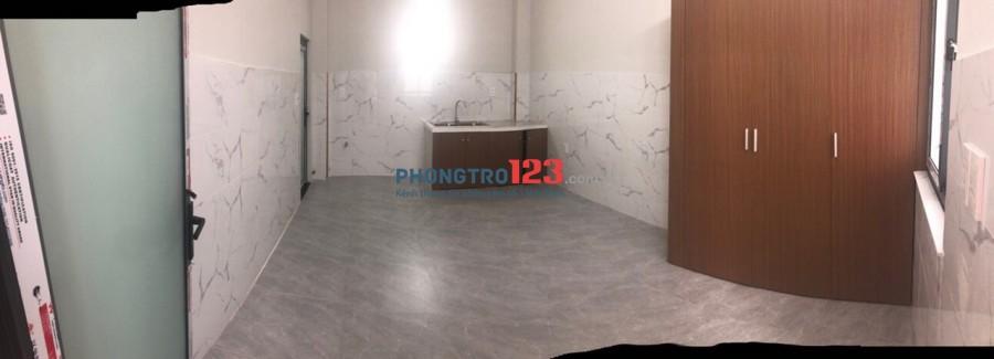Cho thuê phòng mới xây đầy đủ nội thất tại QL1A, P.Thạnh Xuân, Q.12. Giá từ 3.3tr/tháng
