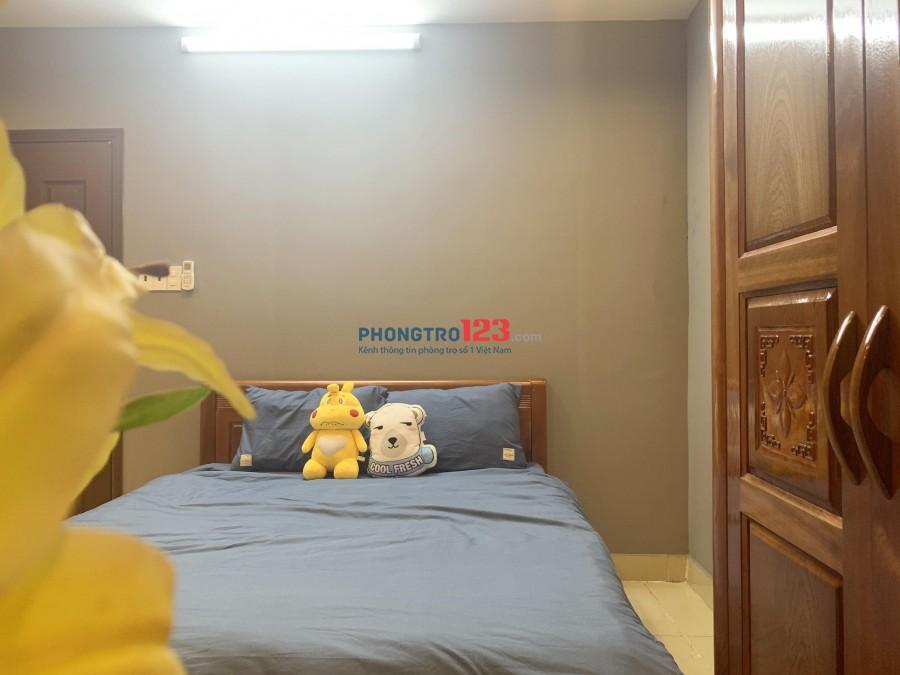 Cho thuê căn hộ mini Quận 10 đầy đủ tiện nghi
