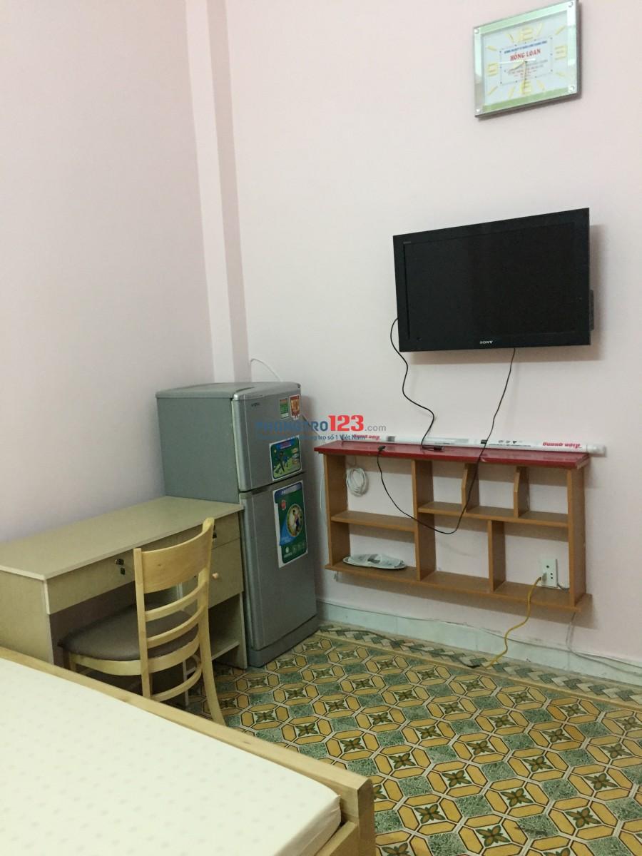 Cho thuê phòng trọ (full nội thất) đường Tiền Giang khu sân bay, giá 3.5tr
