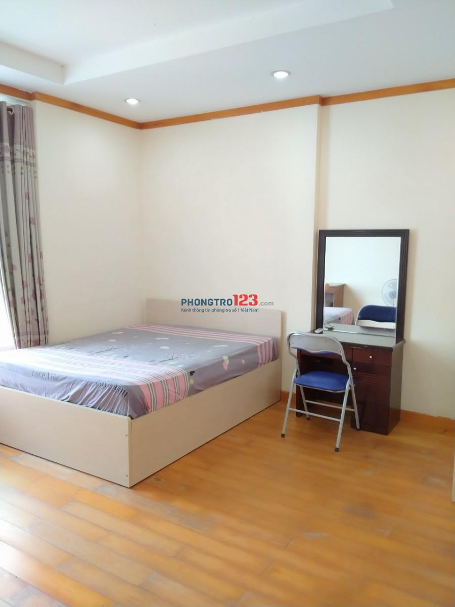 Phòng full nội thất trong CC HoàngAnh GiaLai 3 & Phú Hòang Anh. Sát bên ĐH Rmit & Tôn Đức Thắng