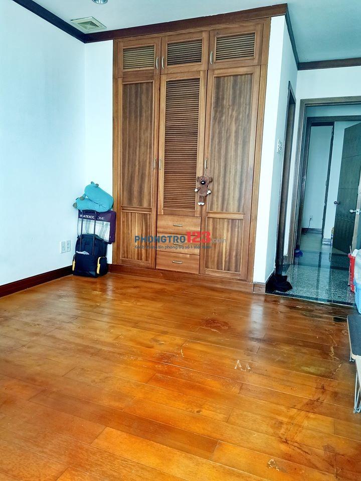 Cho thuê phòng Master trong chung cư Hoàng Anh gia Lai 2