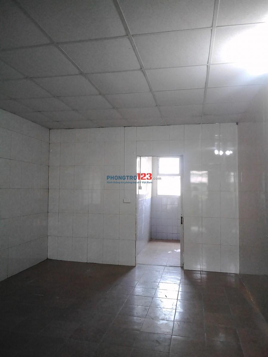 Phòng trọ 30m2 cho 1 hoặc nhiều người đối diện đh Thương Mại, ở tập thể trường múa Mai Dịch