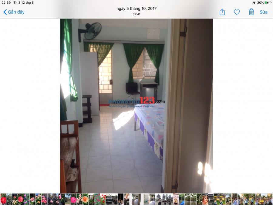 Nhà còn 1 phòng cho thuê, giá rẻ, phòng đẹp 24m2
