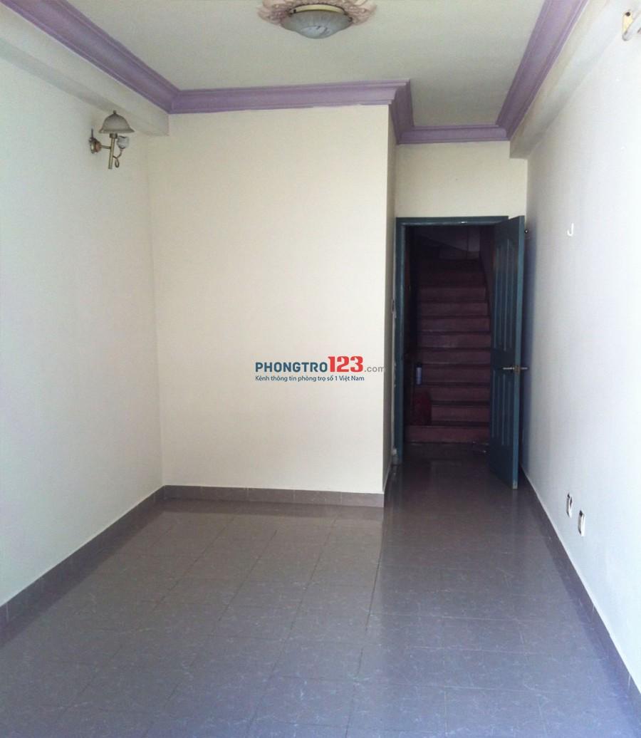 Phòng sạch sẽ, 15 – 18m2, 2.8tr, gần Điện Biên Phủ & Lý Thái Tổ, Quận 3