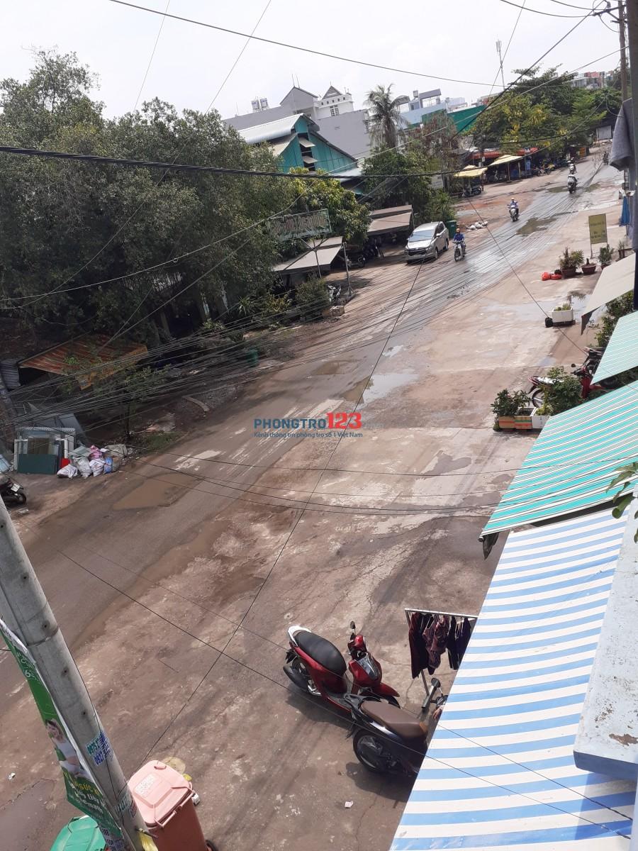 Cho thuê phòng trọ gấp ngay mặt tiền đường Tạ Quang Bửu