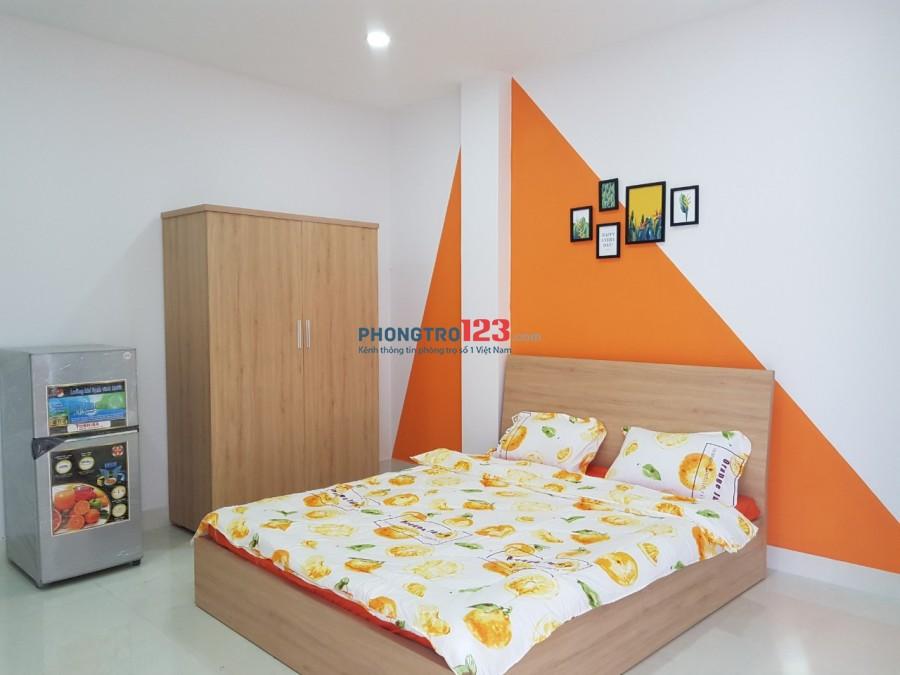 Cho thuê Full nội thất tại Quận Gò Vấp