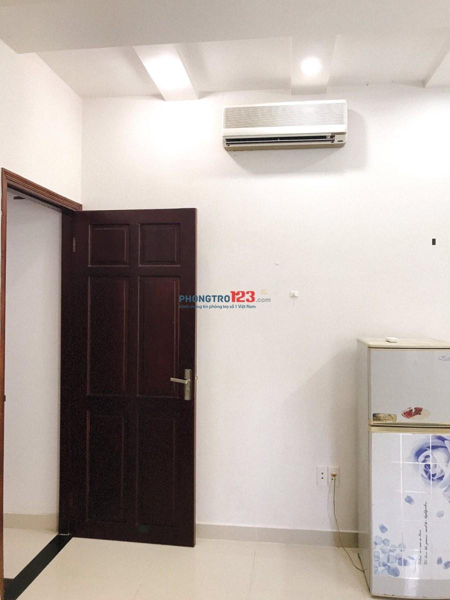 Cho thuê phòng 20m2 đường Phạm Viết Chánh, Q.Bình Thạnh, gần Quận 1