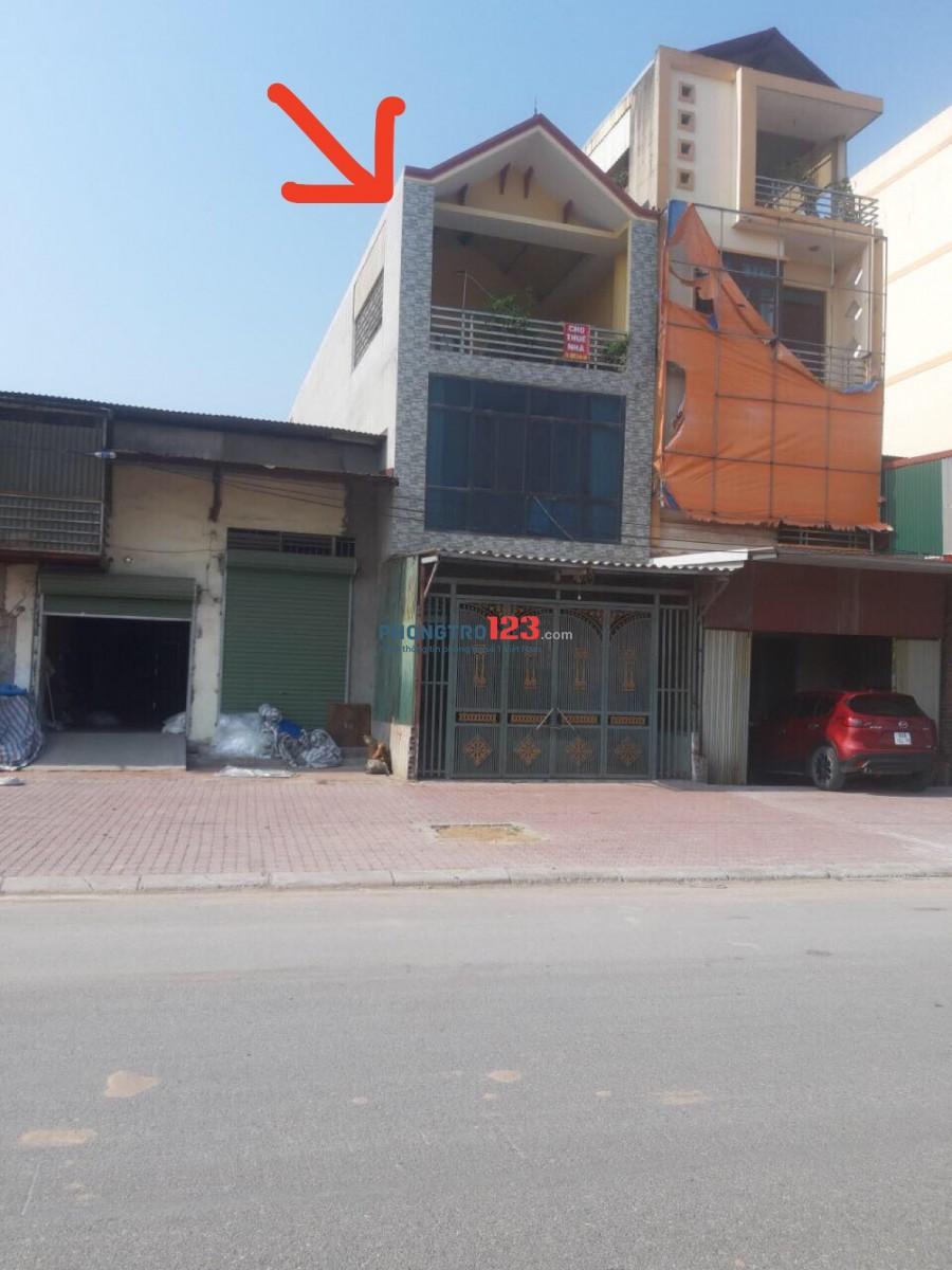 Tiêu đề: Cần cho thuê căn hộ đẹp, thoáng mát ở trung tâm khu Công Nghiệp Quế Võ 1- Mặt đường Quốc lộ 18