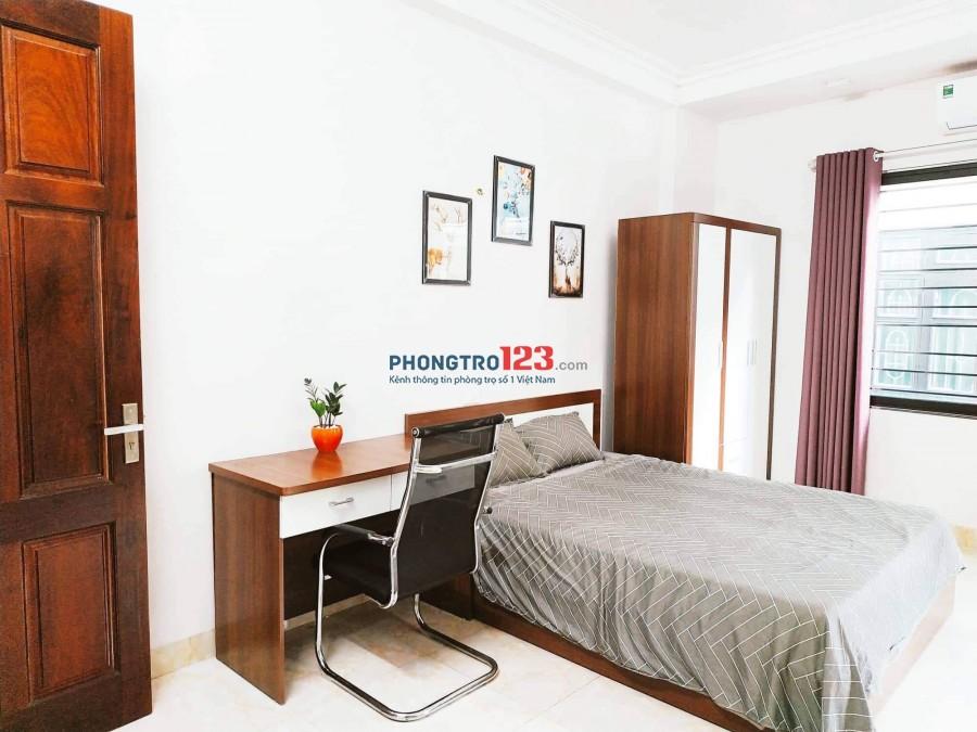 Cho thuê căn studio full đồ, 40m2, 1 phòng ngủ 1 WC tại Đào Tấn. LH: 0948.434.333