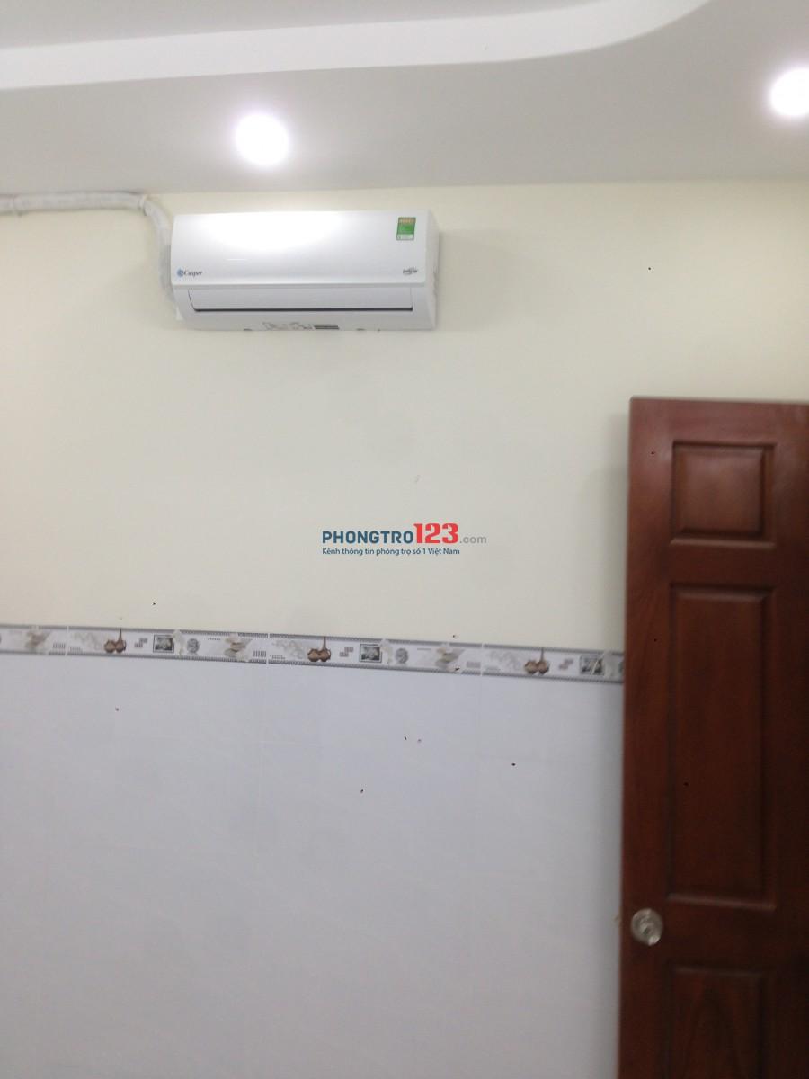 Cho thuê nhà mới gần Đại học Văn Lang