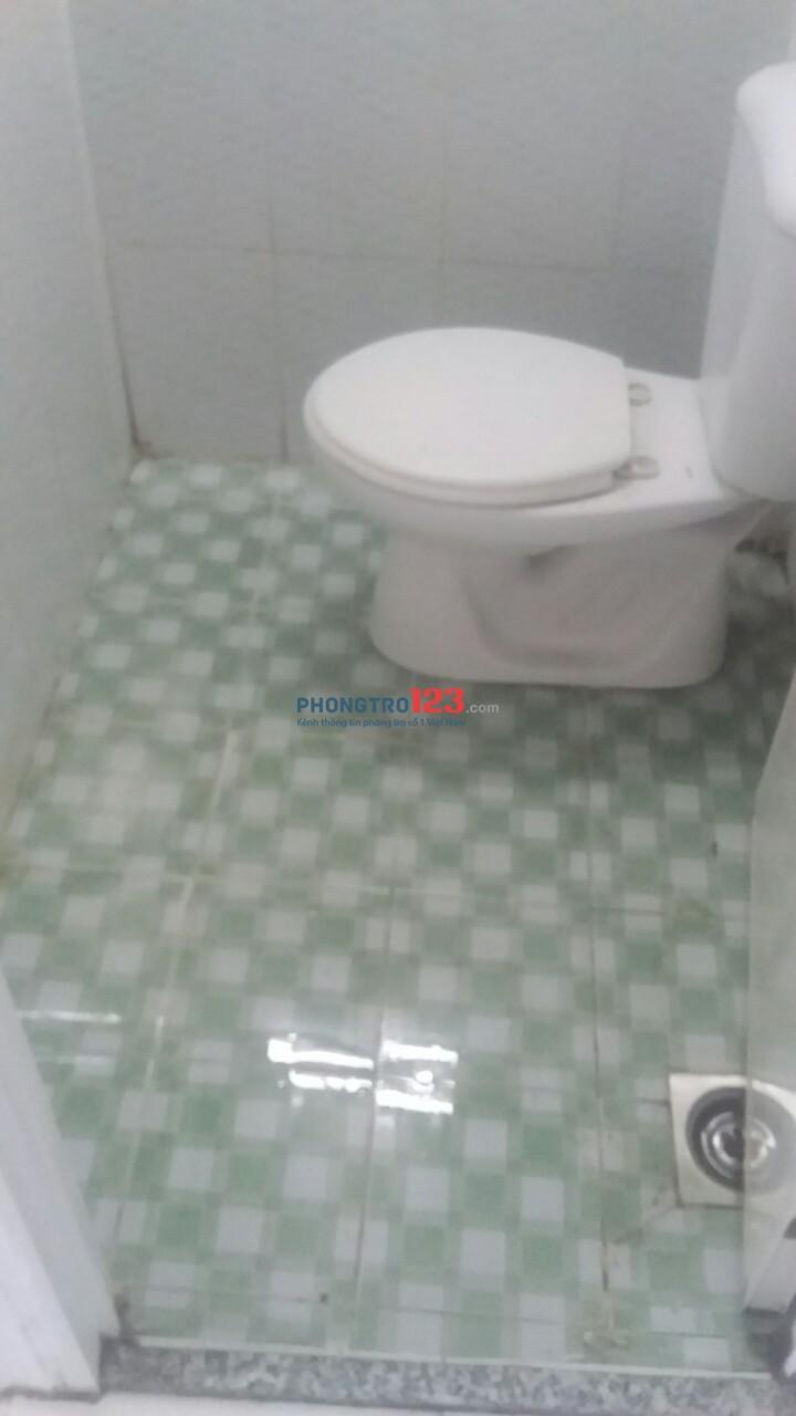 Phòng cho thuê điện nước thủy cục giá nhà nước