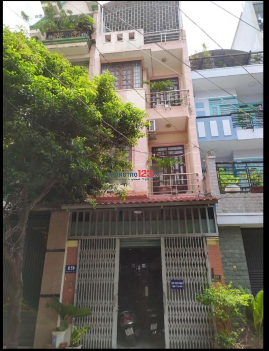 Cho thuê nhà nguyên căn 180m2 3pn có nội thất mặt tiền số 19 Hạnh Thông, P.3, Q.Gò Vấp