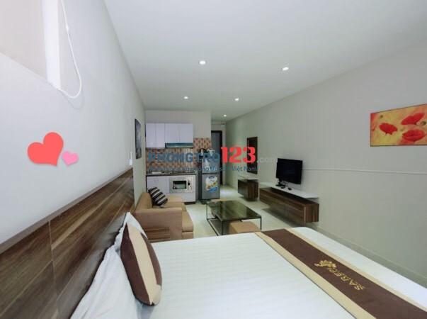 Tôi cho thuê căn hộ ở vị trí tài lộc, full đồ, giá chỉ 5.x triệu. Đồng Me- Mễ Trì - Nam Từ Liêm