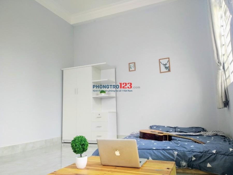 Căn hộ mini 30m² 1PN Full nội thất Thủ Đức