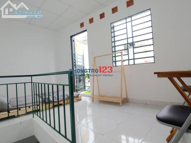 Phòng tiện nghi có gác, 30m, 3.7tr, thang máy, Ngay BV Gò Vấp, Chợ Hạnh Thông Tây