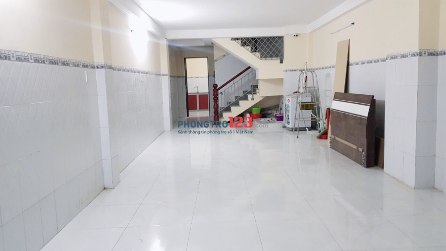 Phòng trọ Tân Bình mới xây - Full nội thất - Giá 4 triệu