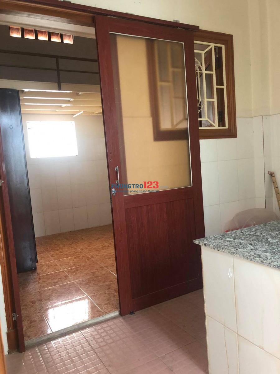 Cho thuê phòng trọ cao cấp quận Tân Bình, có gác lửng 25m2 không chung chủ