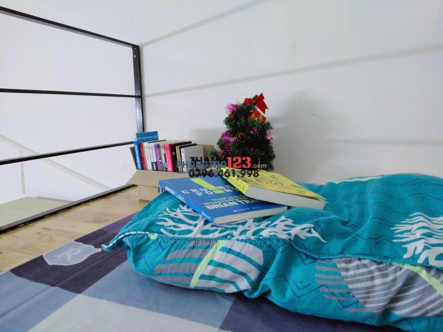 Phòng trọ Tân Bình_Đối diện ETOWN Cộng Hòa_Full nội thất mới 100%