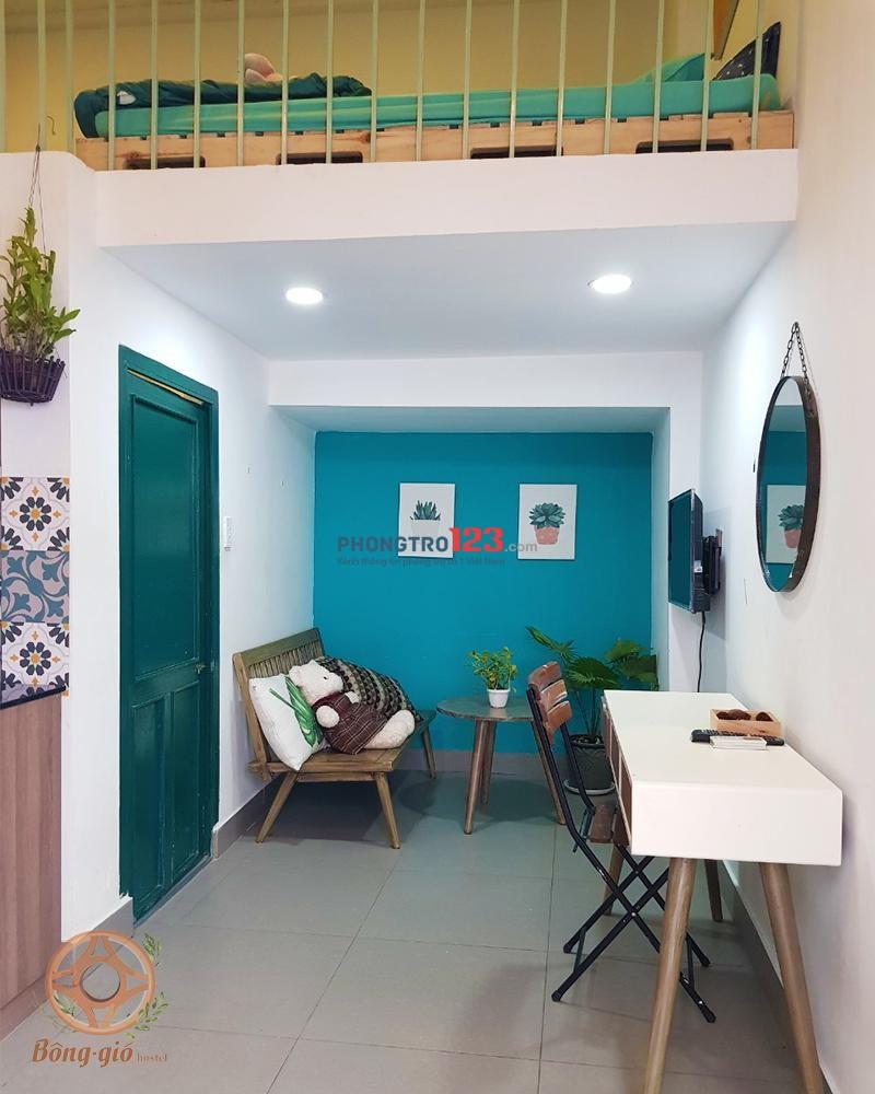 Căn hộ dịch vụ với thiết kế siêu đẹp và ấm cúng cho bạn cảm giác như đang ở nhà