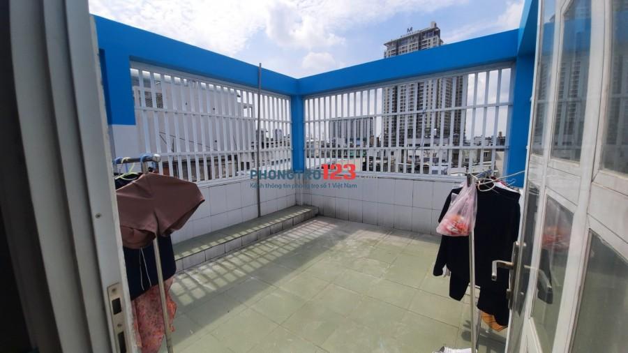 Phòng trọ Quận 1 - thoáng mát -máy lạnh