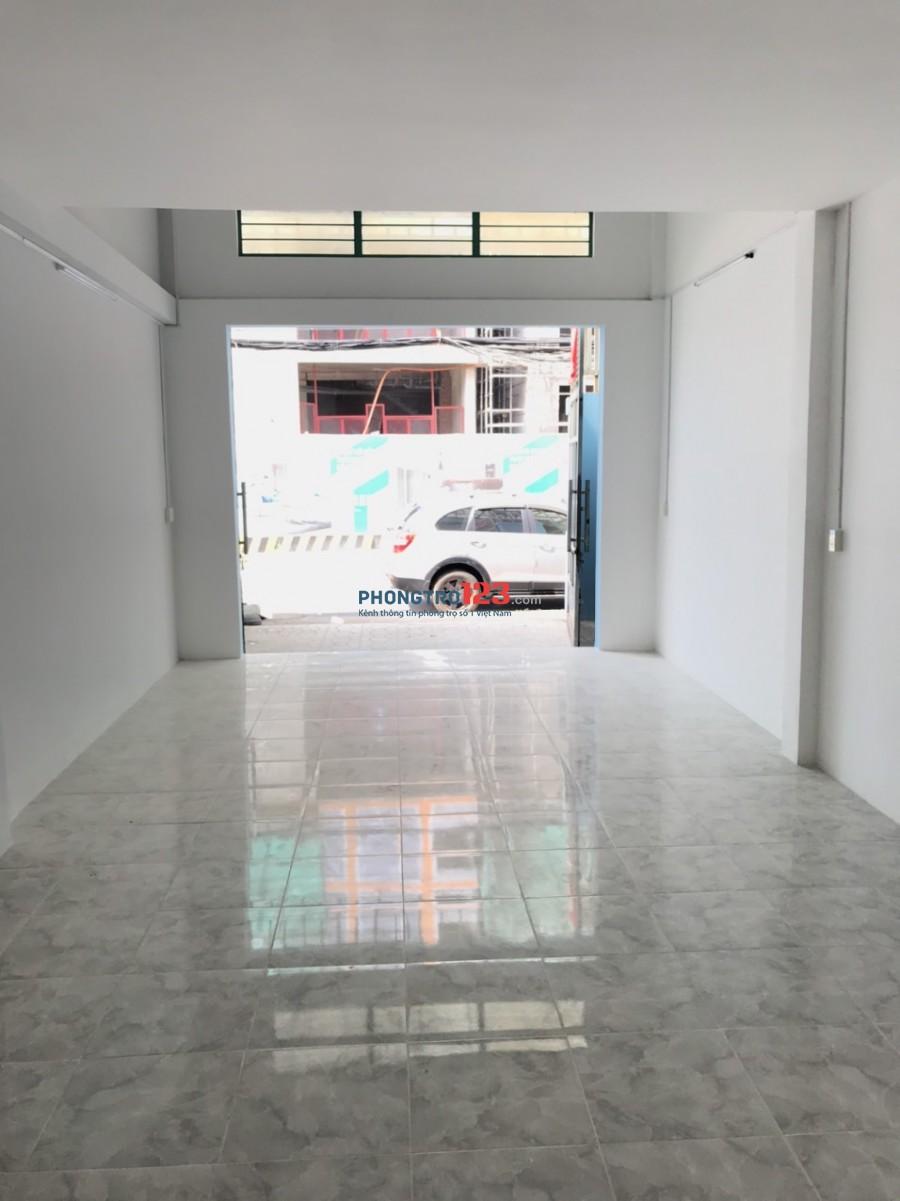 Cho thuê mặt bằng 4,5x12 mới 100% mặt tiền 44B Lương Minh Nguyệt, P.Tân Thới Hòa, Q.Tân Phú