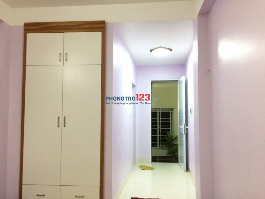 Cho thuê phòng trọ ngõ 34 (đường Dương Văn Bé mới)