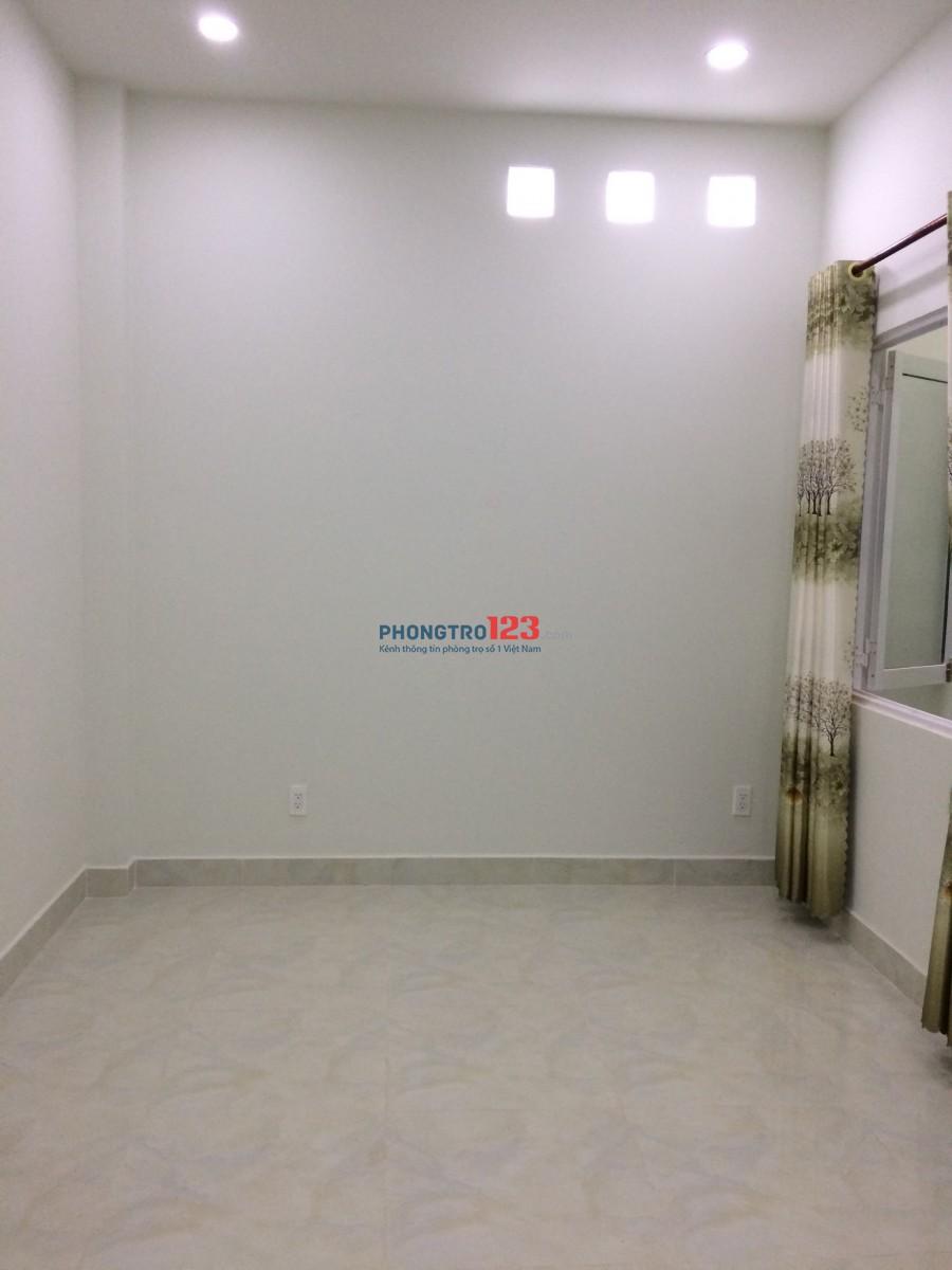 Phòng trọ mới xây 493 Lê Đức Thọ, Quận Gò Vấp
