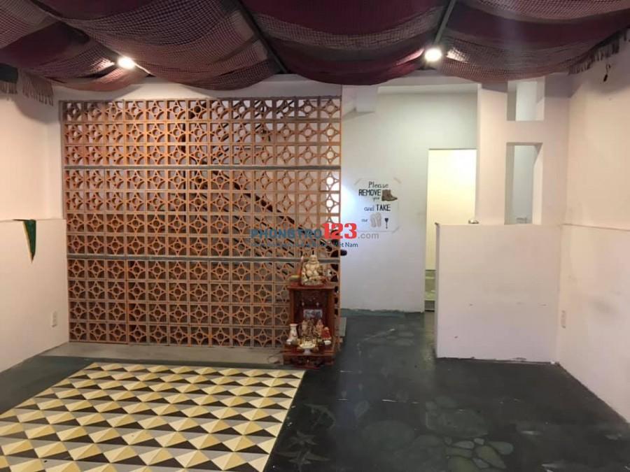 Cho thuê nhà hẻm Nguyễn Phi Khanh, P Đa Kao, Quận 1